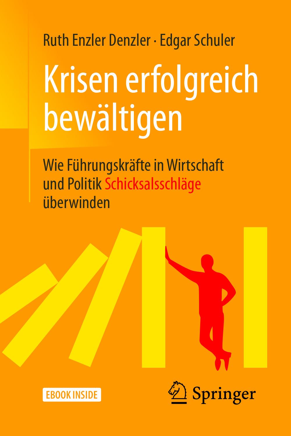 Denzler, Ruth Enzler - Krisen erfolgreich bewältigen, e-kirja
