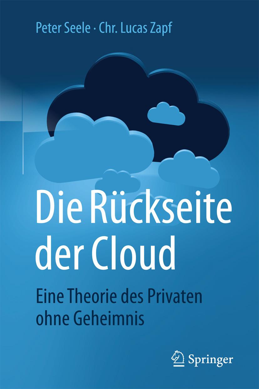 Seele, Peter - Die Rückseite der Cloud, ebook