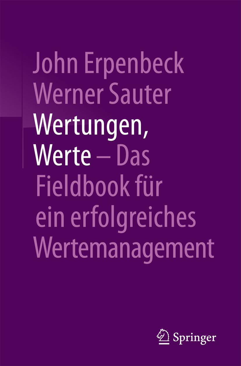 Erpenbeck, John - Wertungen, Werte – Das Fieldbook für ein erfolgreiches Wertemanagement, ebook