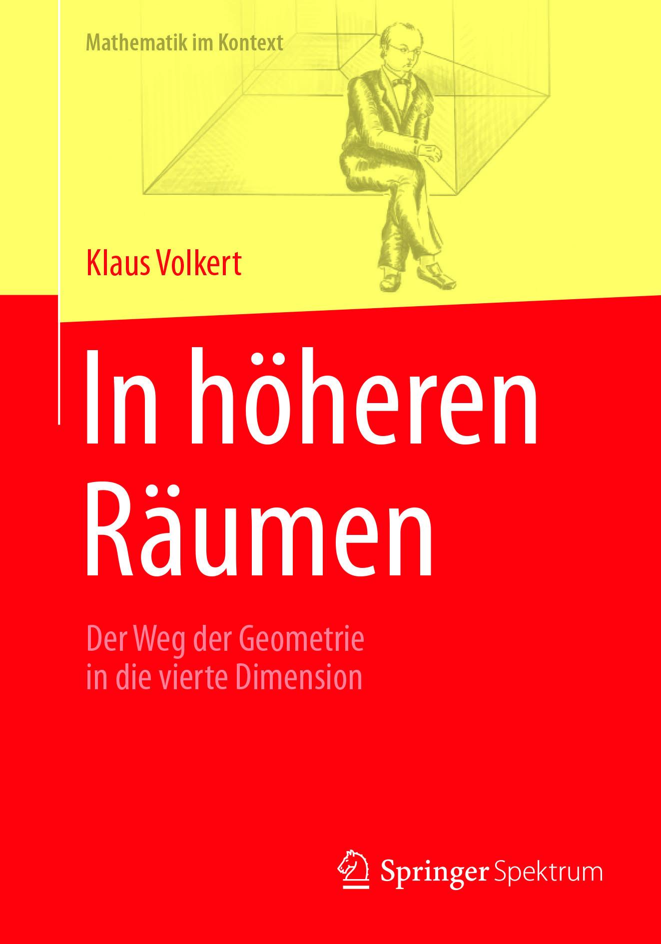 Volkert, Klaus - In höheren Räumen, ebook