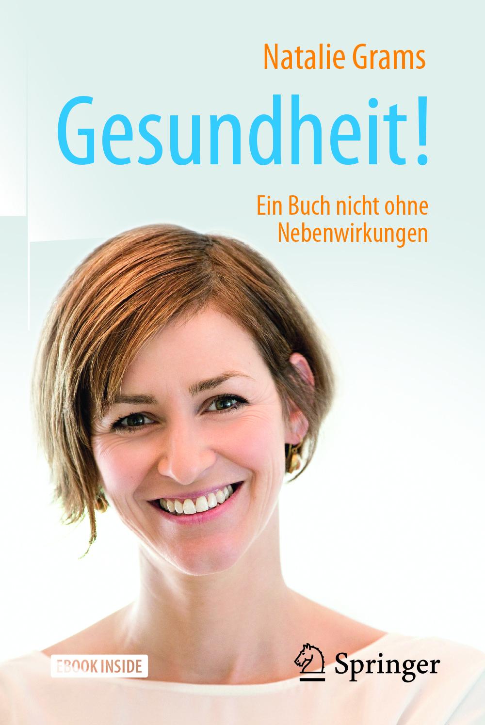 Grams, Natalie - Gesundheit!, ebook