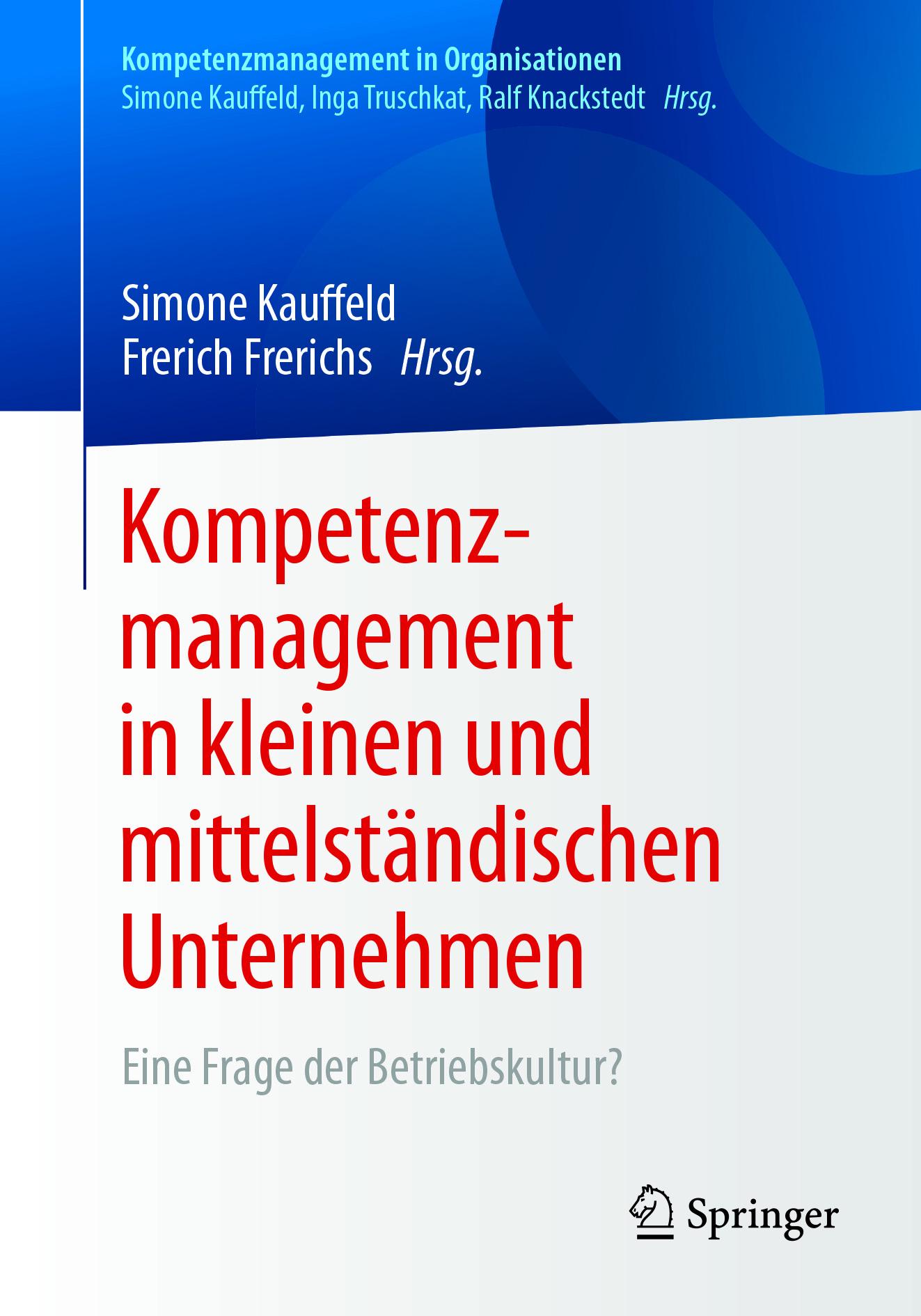 Frerichs, Frerich - Kompetenzmanagement in kleinen und mittelständischen Unternehmen, ebook