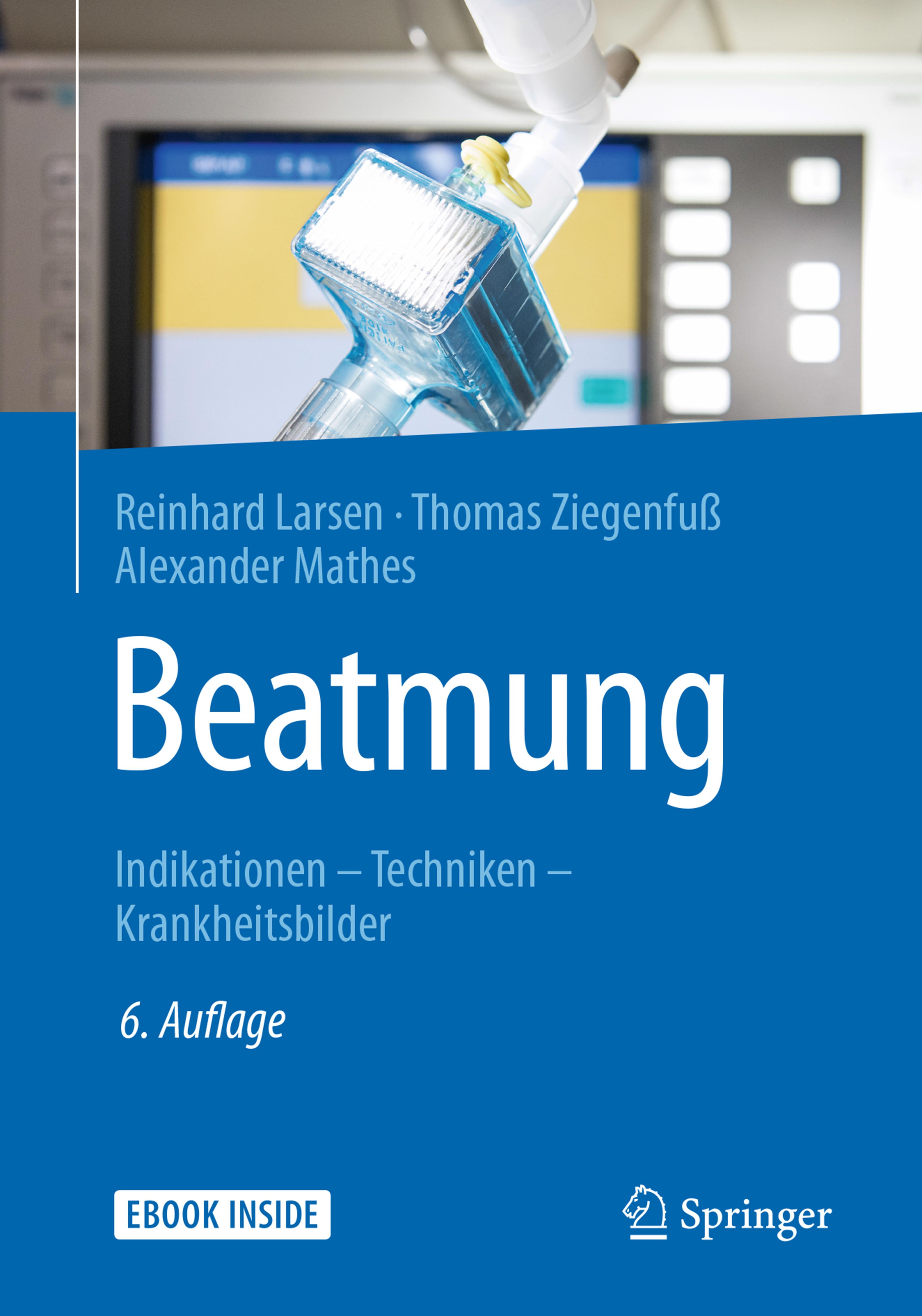 Larsen, Reinhard - Beatmung, ebook