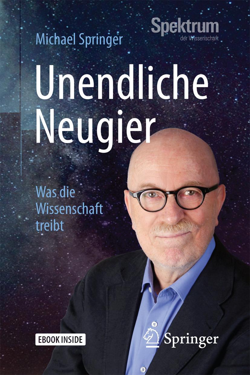 Springer, Michael - Unendliche Neugier, ebook