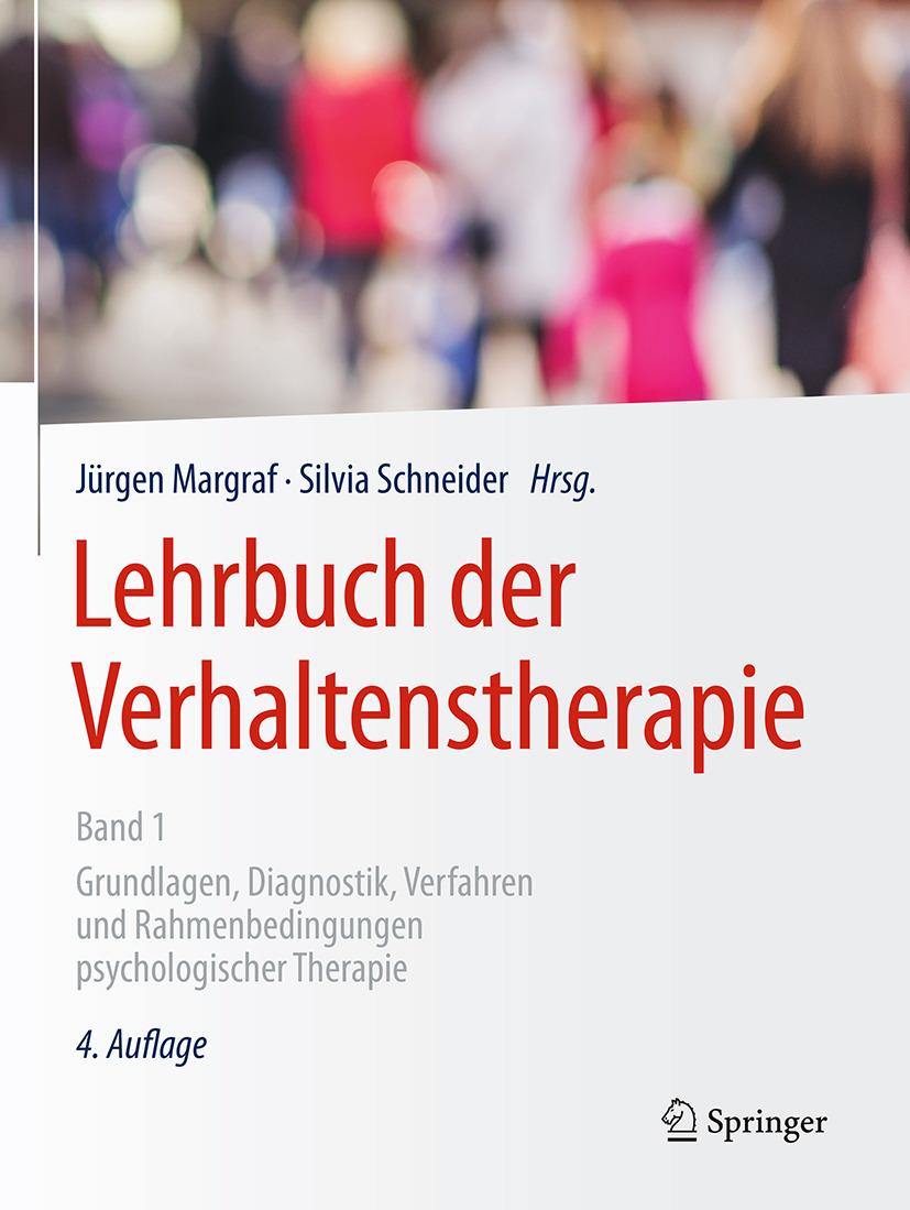 Margraf, Jürgen - Lehrbuch der Verhaltenstherapie, Band 1, e-bok