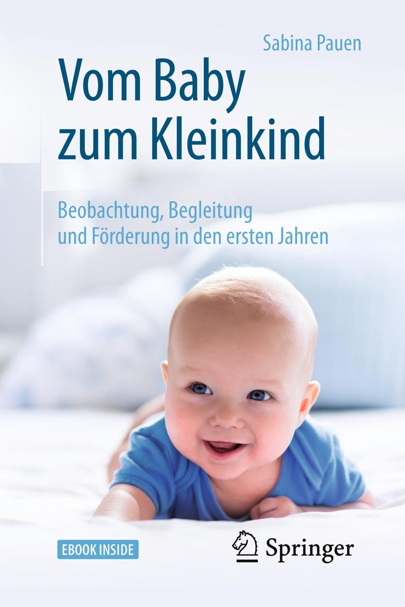 Pauen, Sabina - Vom Baby zum Kleinkind, ebook
