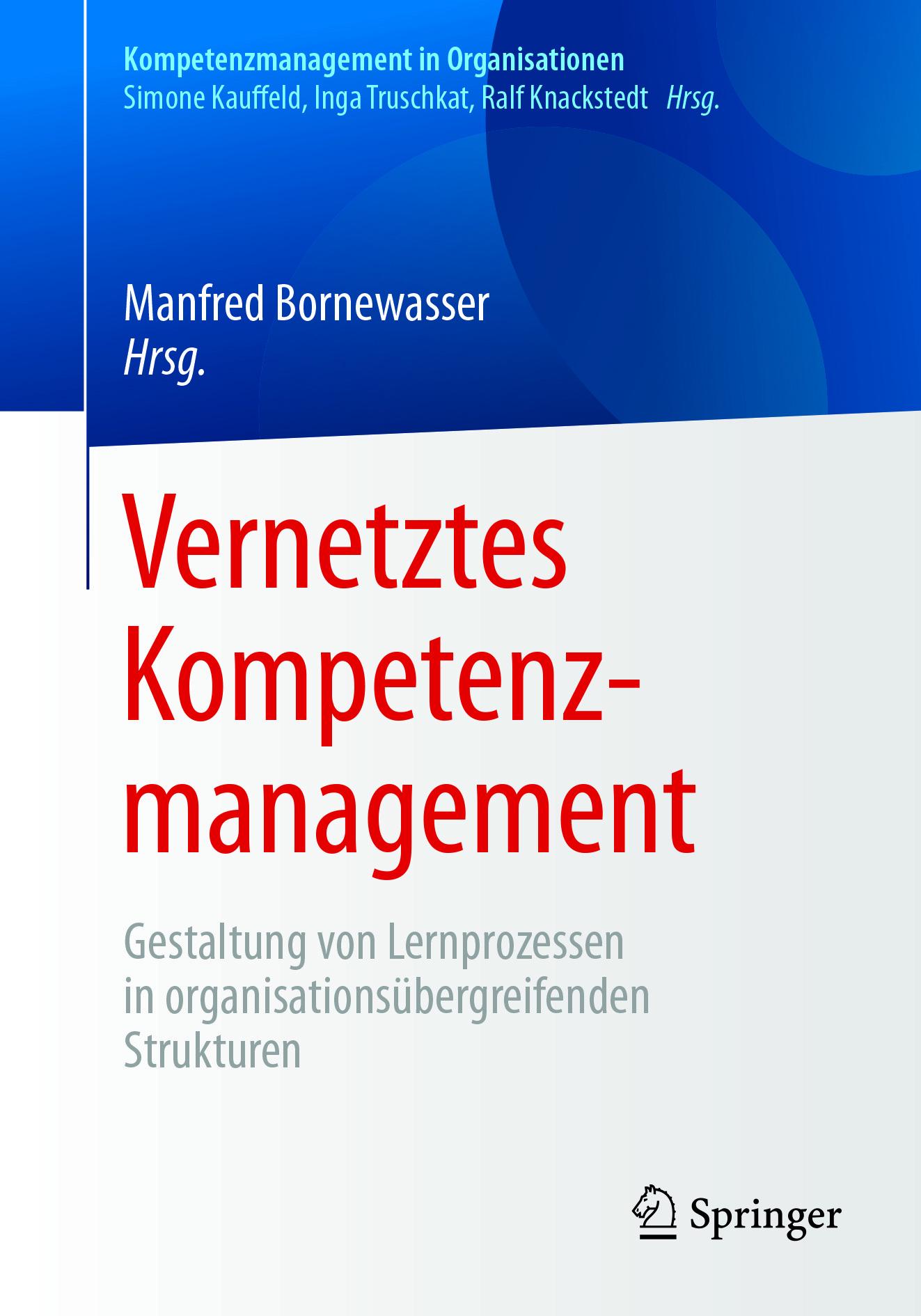 Bornewasser, Manfred - Vernetztes Kompetenzmanagement, ebook