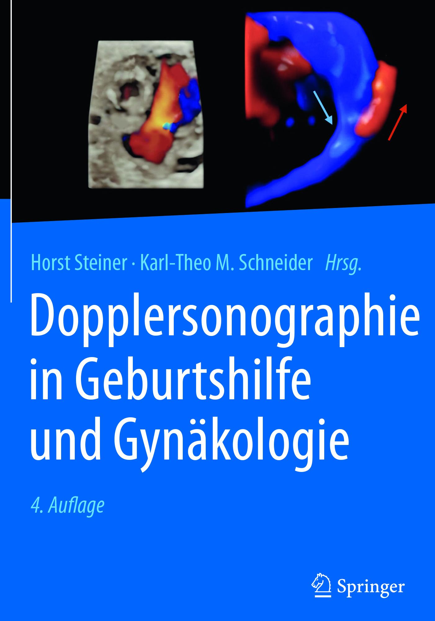 Schneider, Karl-Theo M. - Dopplersonographie in Geburtshilfe und Gynäkologie, ebook