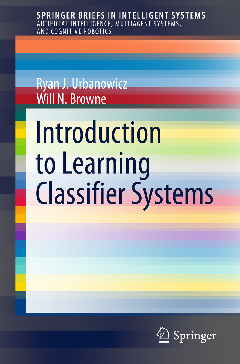 Browne, Will N. - Introduction to Learning Classifier Systems, ebook