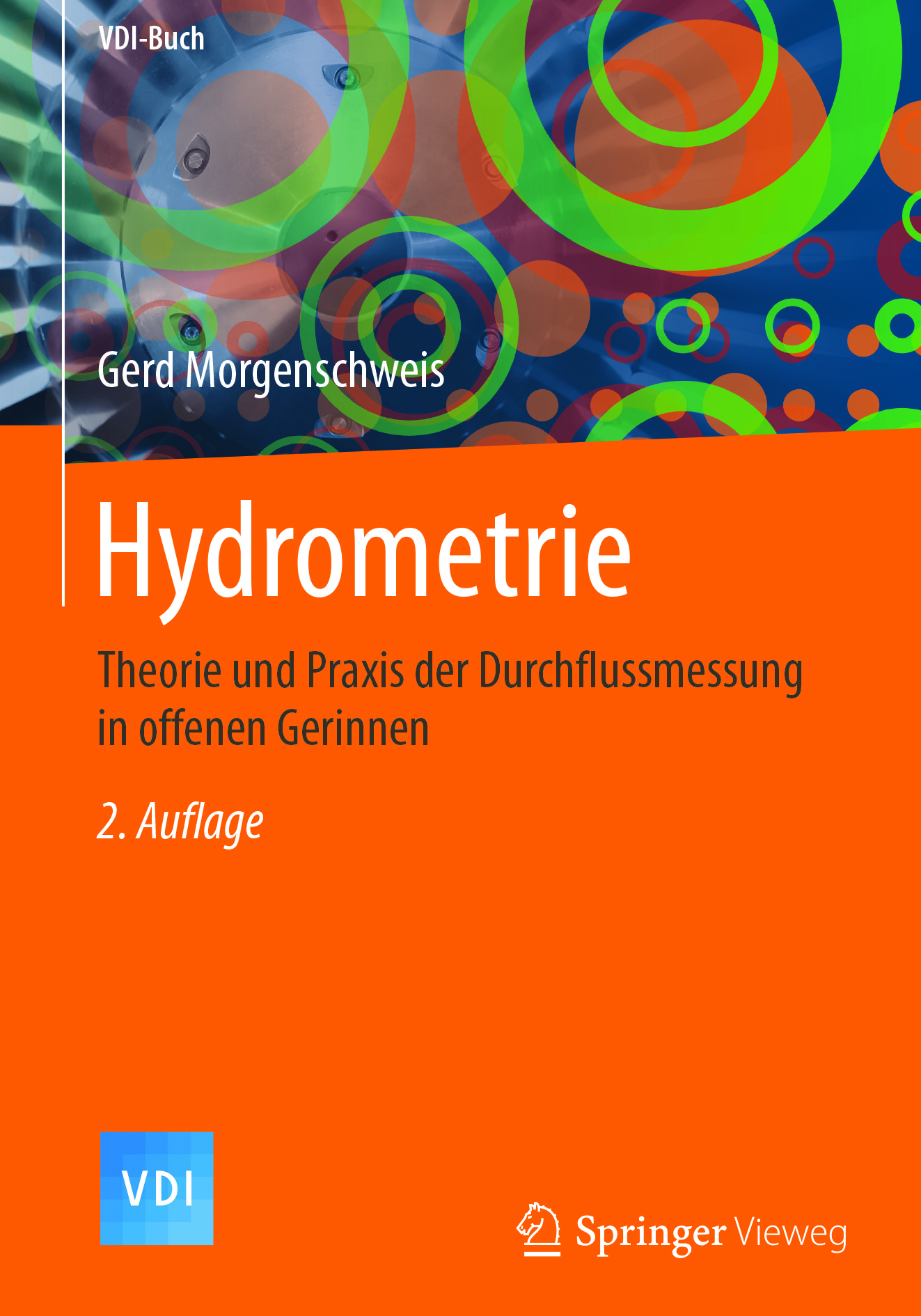 Morgenschweis, Gerd - Hydrometrie, ebook