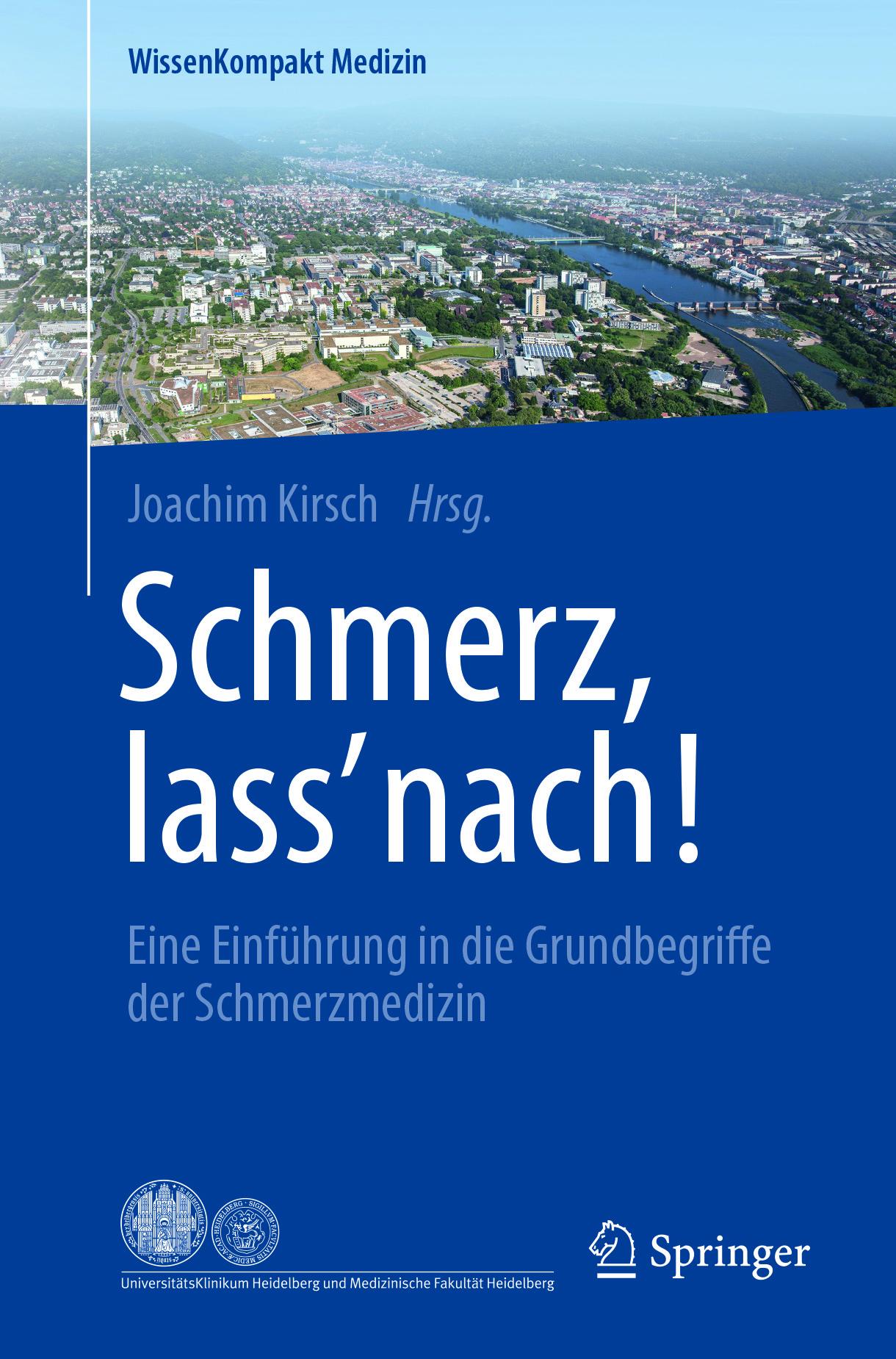 Kirsch, Joachim - Schmerz, lass' nach!, ebook