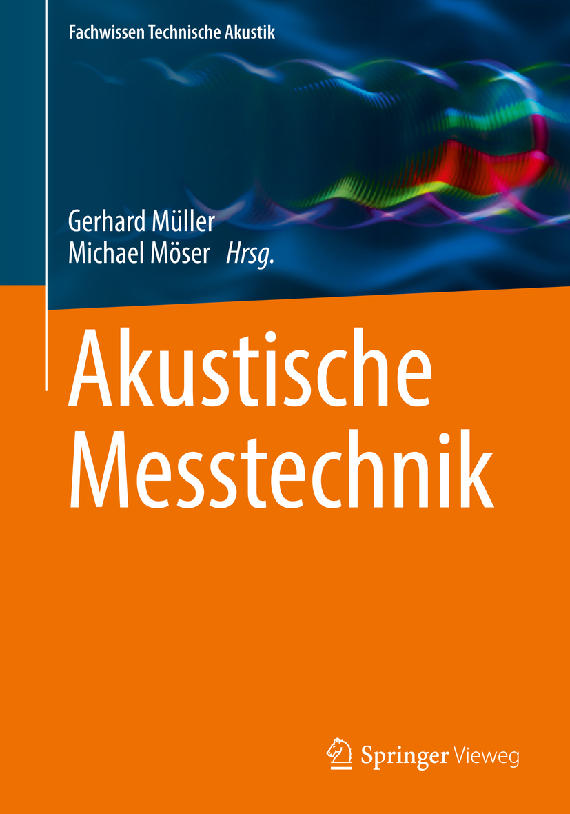 Möser, Michael - Akustische Messtechnik, ebook