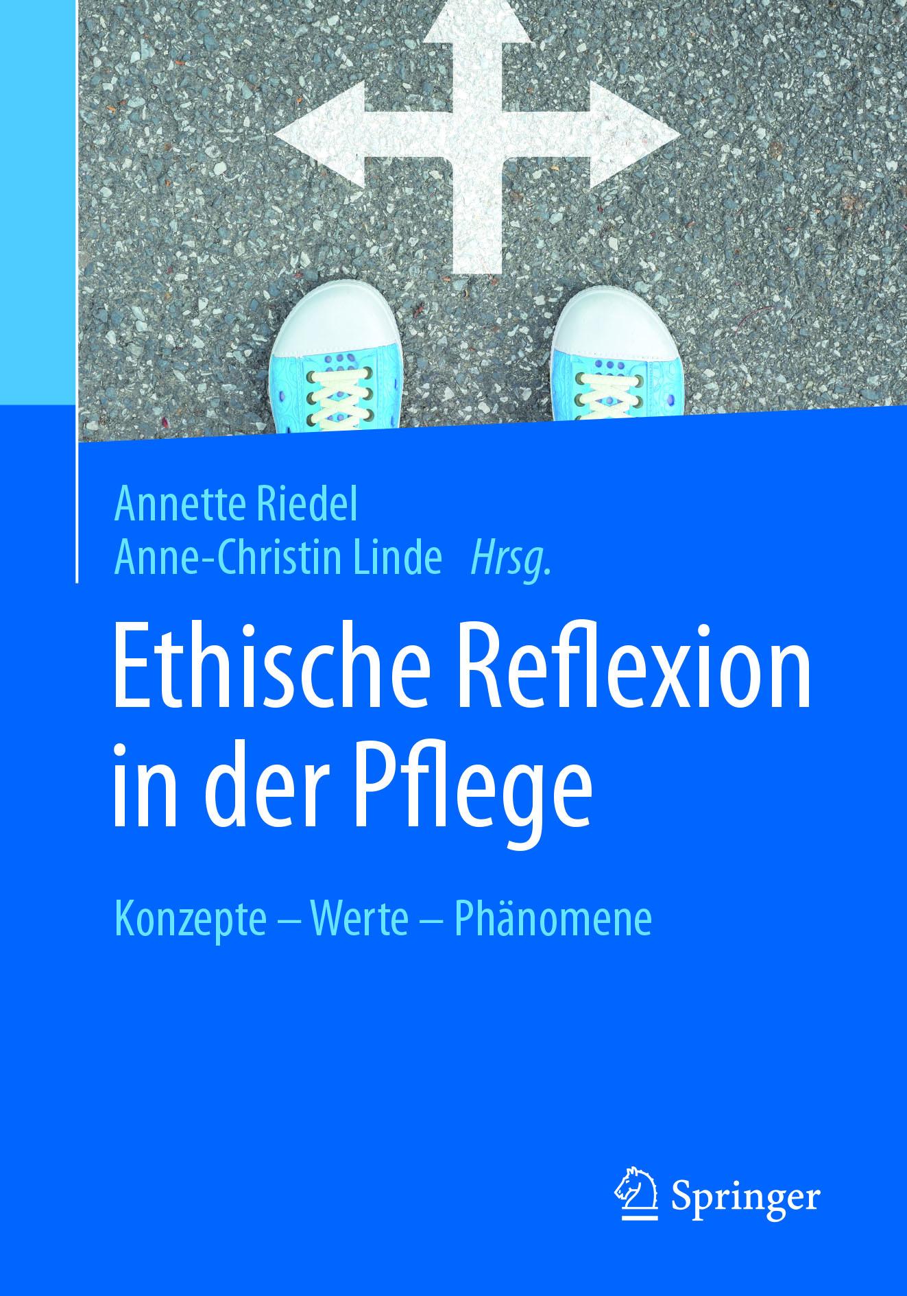 Linde, Anne-Christin - Ethische Reflexion in der Pflege, ebook