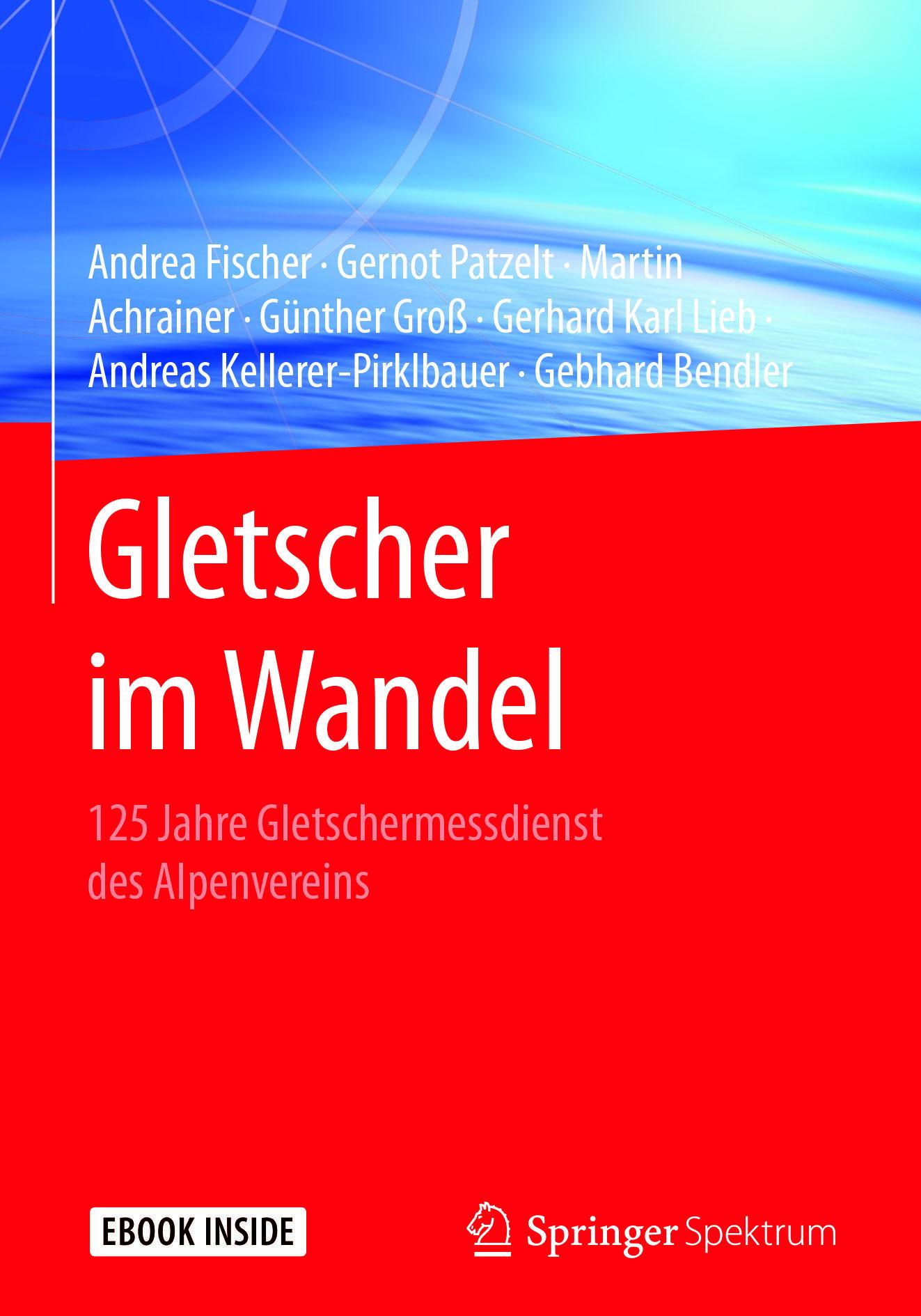 Achrainer, Martin - Gletscher im Wandel, ebook