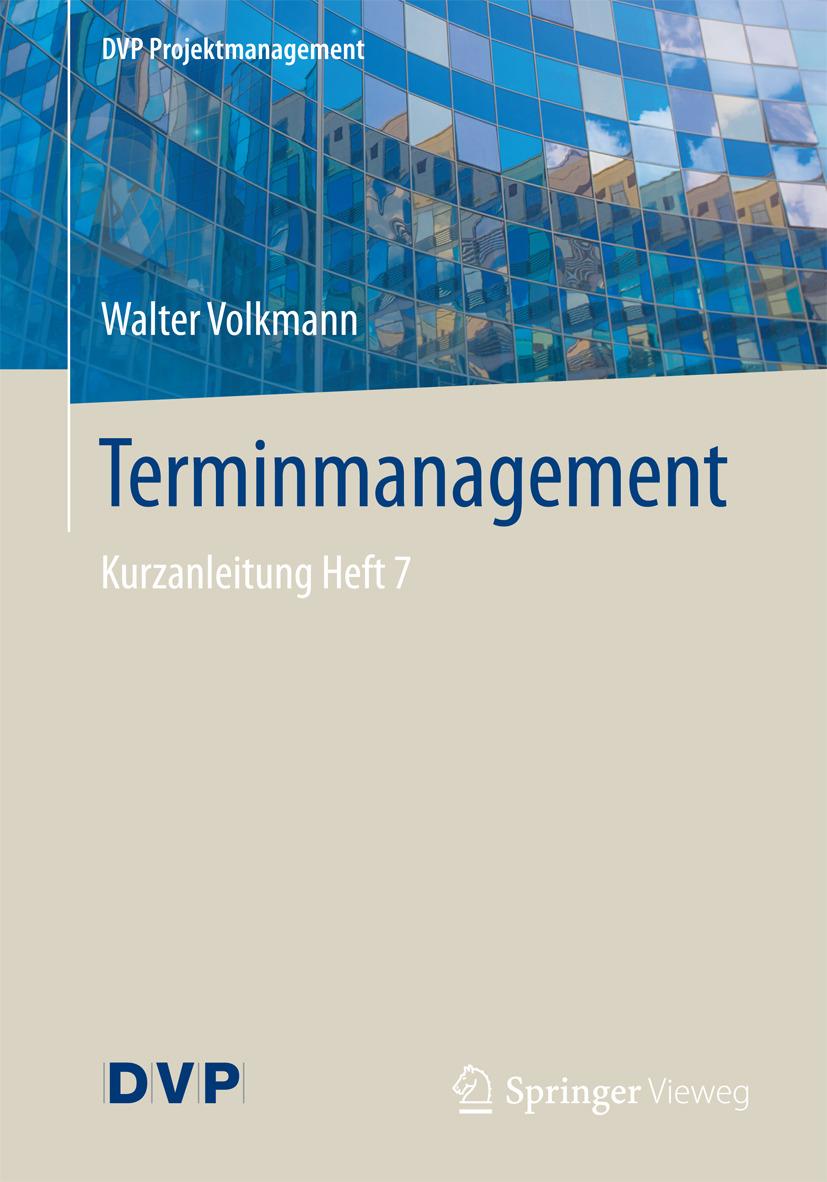 Volkmann, Walter - Terminmanagement, ebook