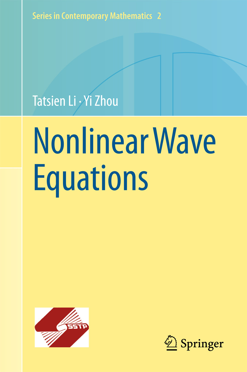Li, Tatsien - Nonlinear Wave Equations, ebook