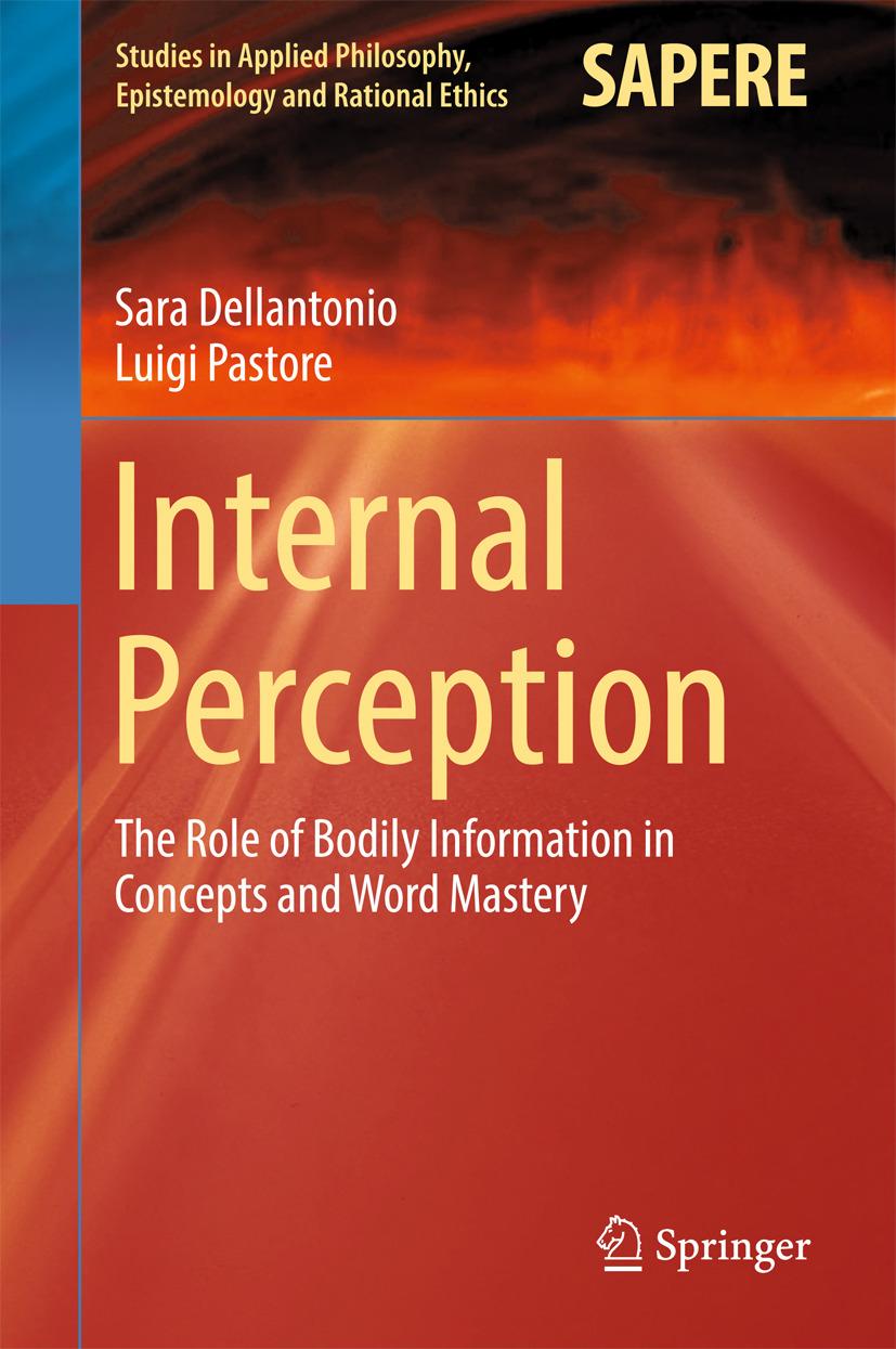 Dellantonio, Sara - Internal Perception, ebook