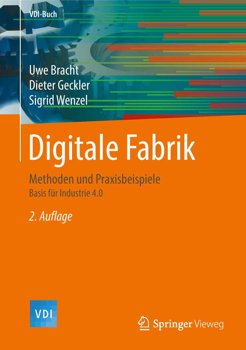 Bracht, Uwe - Digitale Fabrik, ebook