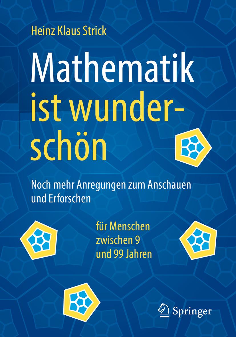 Strick, Heinz Klaus - Mathematik ist wunderschön, ebook