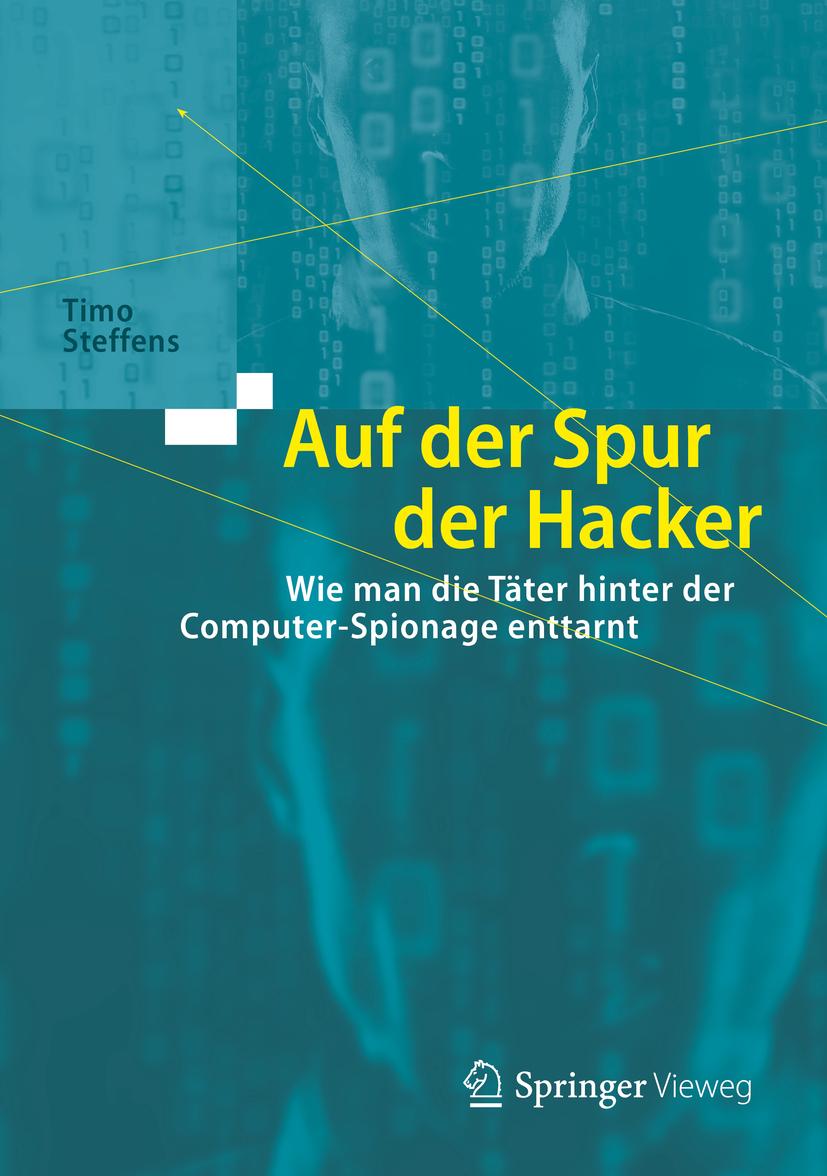 Steffens, Timo - Auf der Spur der Hacker, ebook