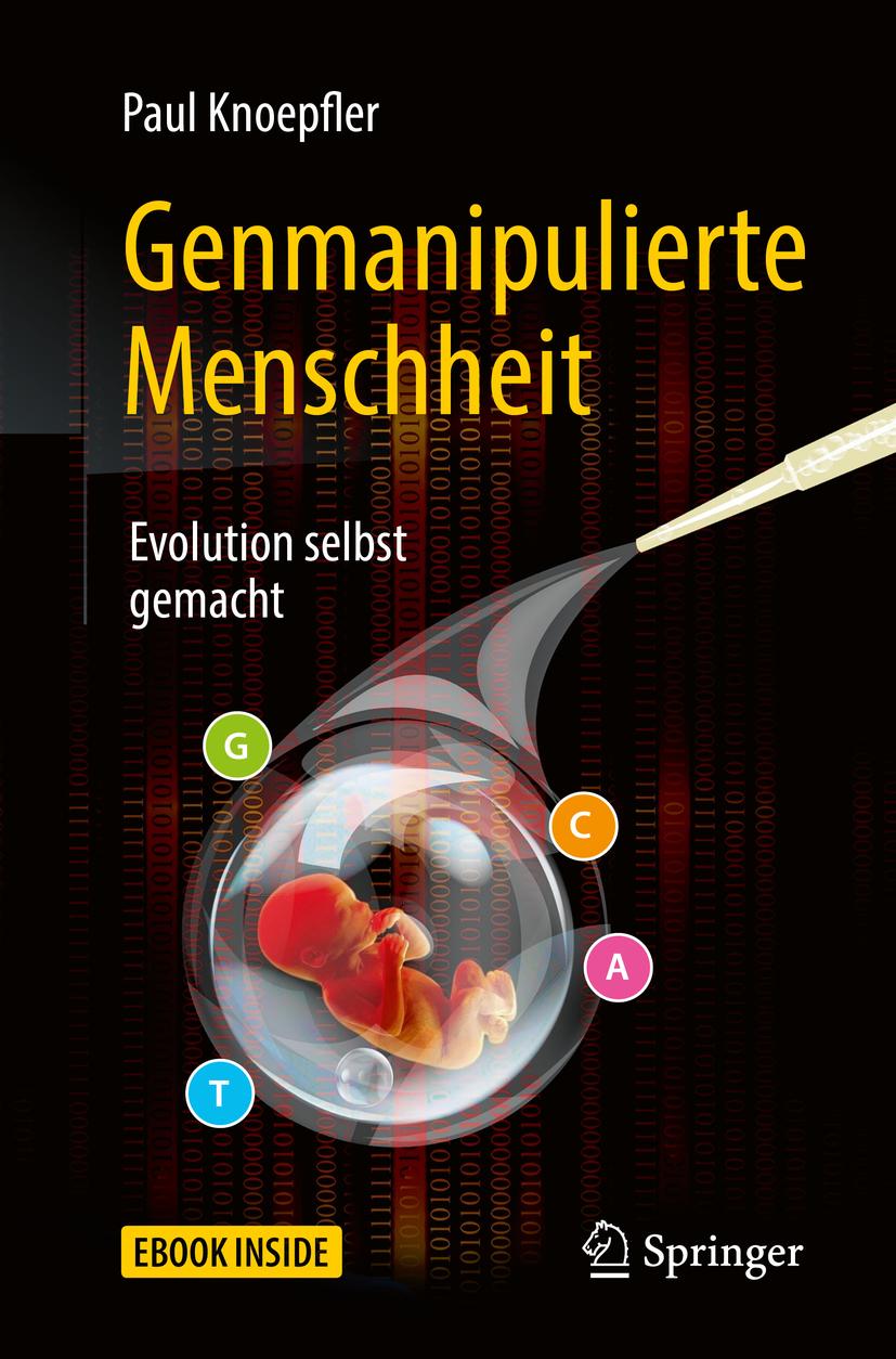 Knoepfler, Paul - Genmanipulierte Menschheit, ebook