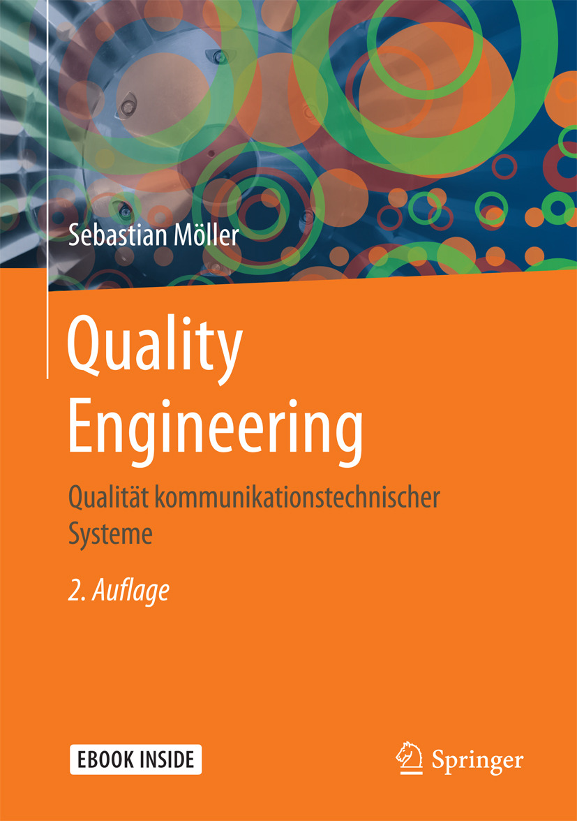 Möller, Sebastian - Quality Engineering, ebook