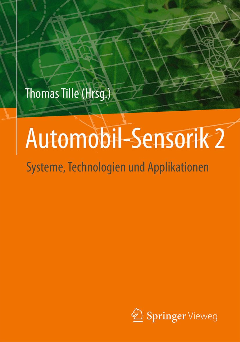 Tille, Thomas - Automobil-Sensorik 2, ebook