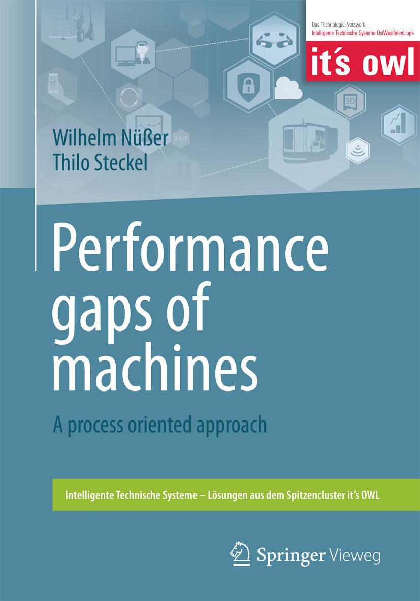 Nüßer, Wilhelm - Performance gaps of machines, ebook