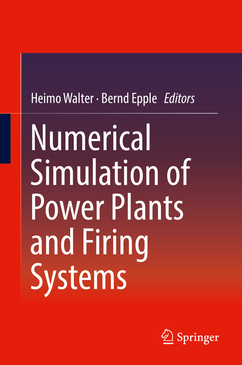 Epple, Bernd - Numerical Simulation of Power Plants and Firing Systems, ebook