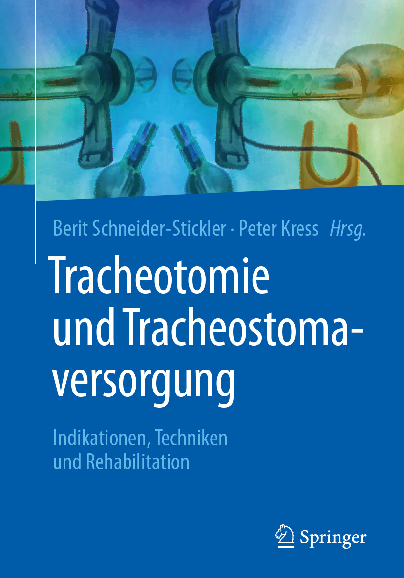Kress, Peter - Tracheotomie und Tracheostomaversorgung, ebook
