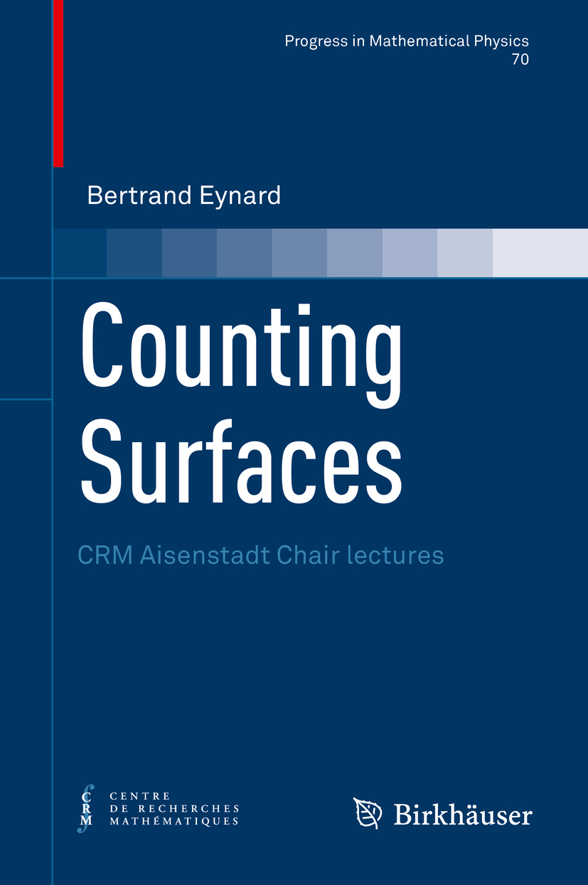 Eynard, Bertrand - Counting Surfaces, ebook
