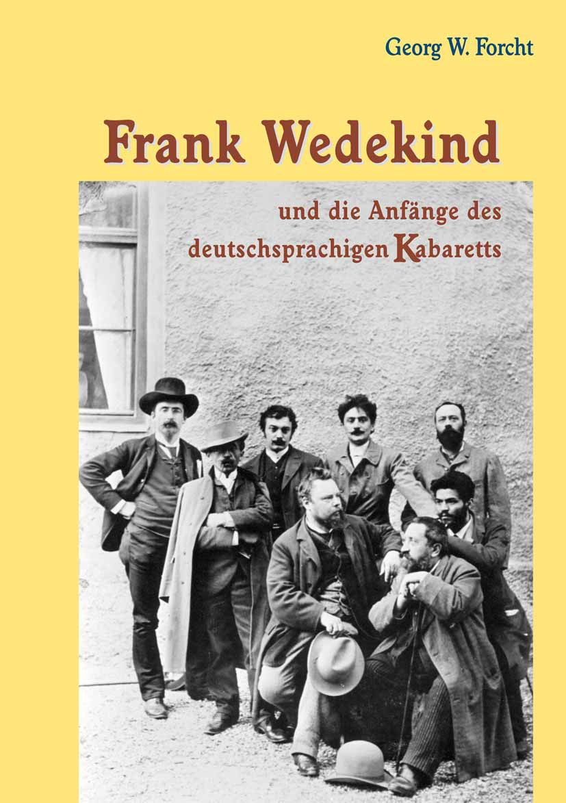 Forcht, Georg W. - Frank Wedekind, ebook