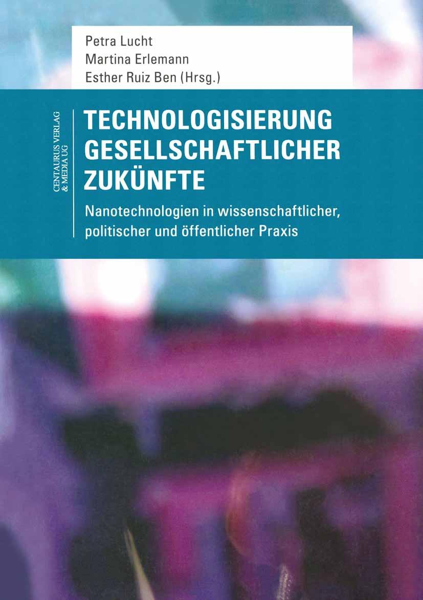 Ben, Esther Ruiz - Technologisierung gesellschaftlicher Zukünfte, ebook