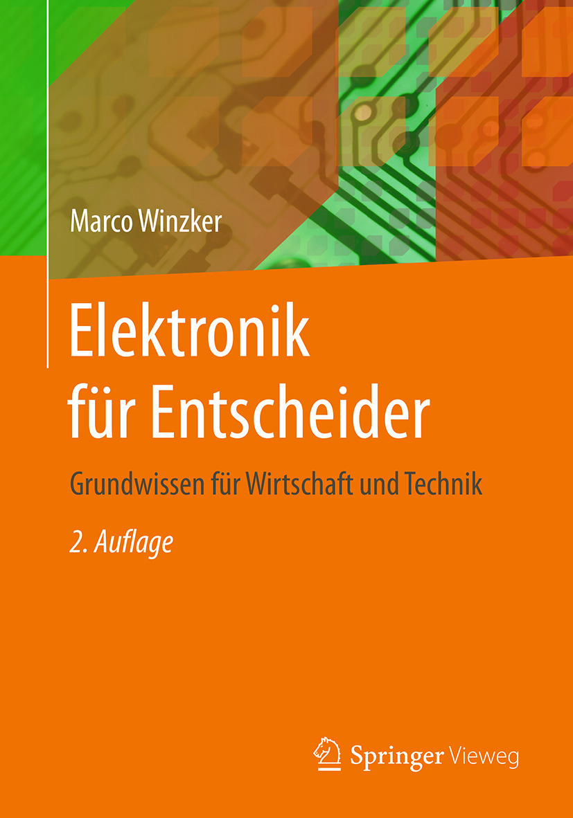 Winzker, Marco - Elektronik für Entscheider, ebook