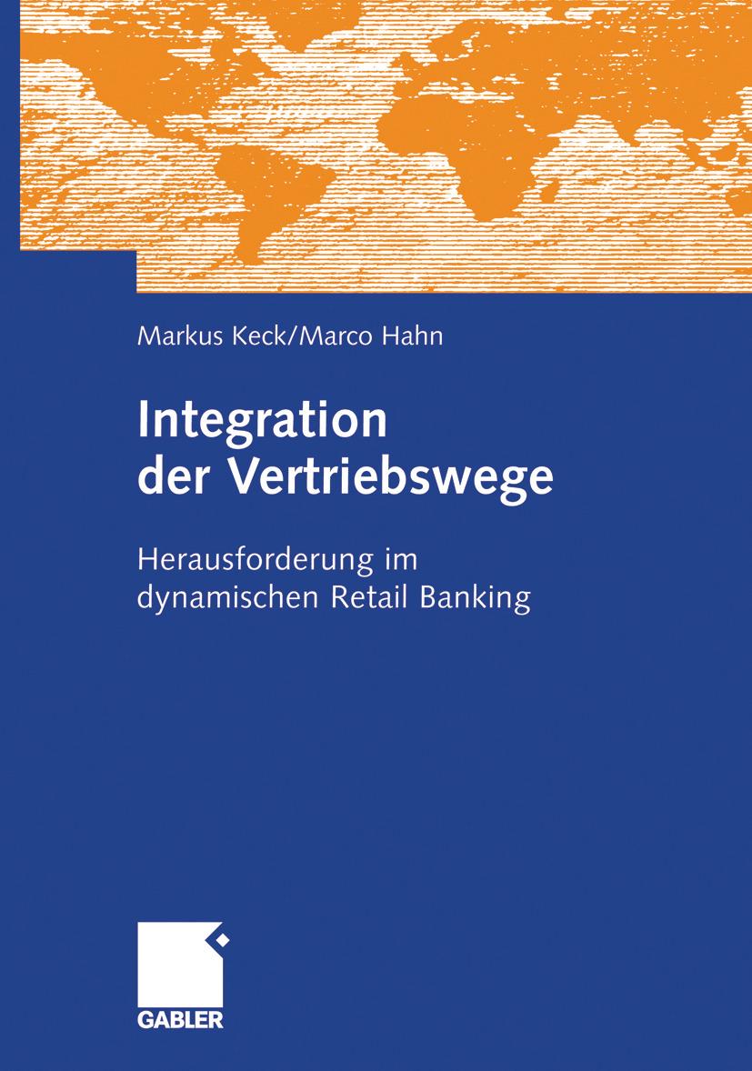 Hahn, Marco - Integration der Vertriebswege, ebook