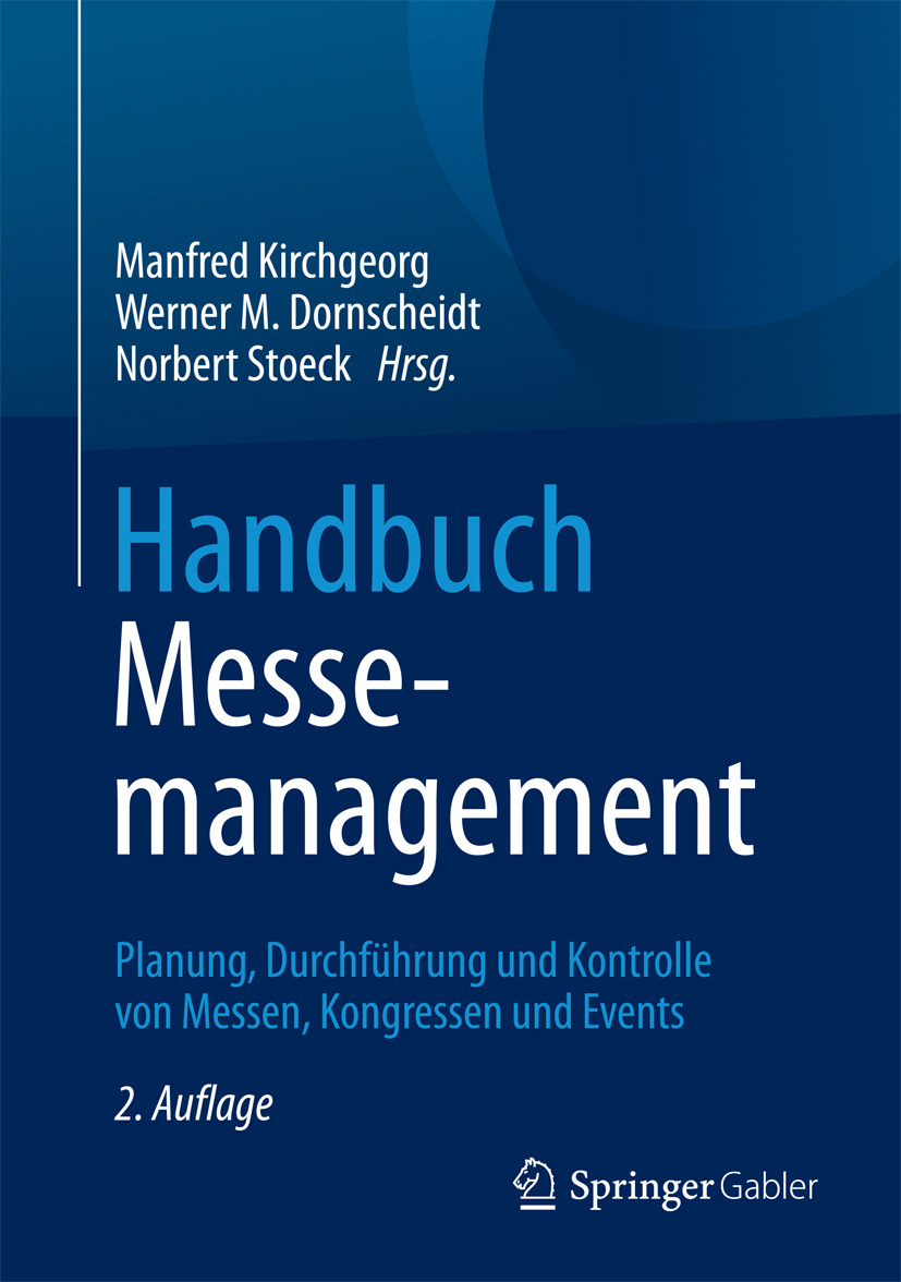 Dornscheidt, Werner M. - Handbuch Messemanagement, ebook
