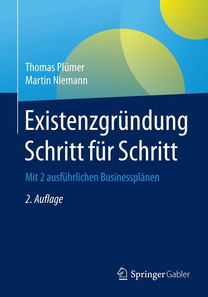 Niemann, Martin - Existenzgründung Schritt für Schritt, ebook