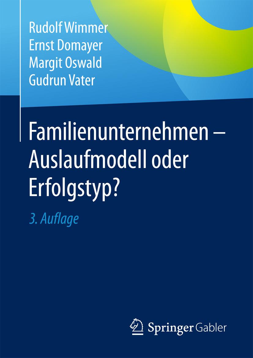 Domayer, Ernst - Familienunternehmen - Auslaufmodell oder Erfolgstyp?, ebook