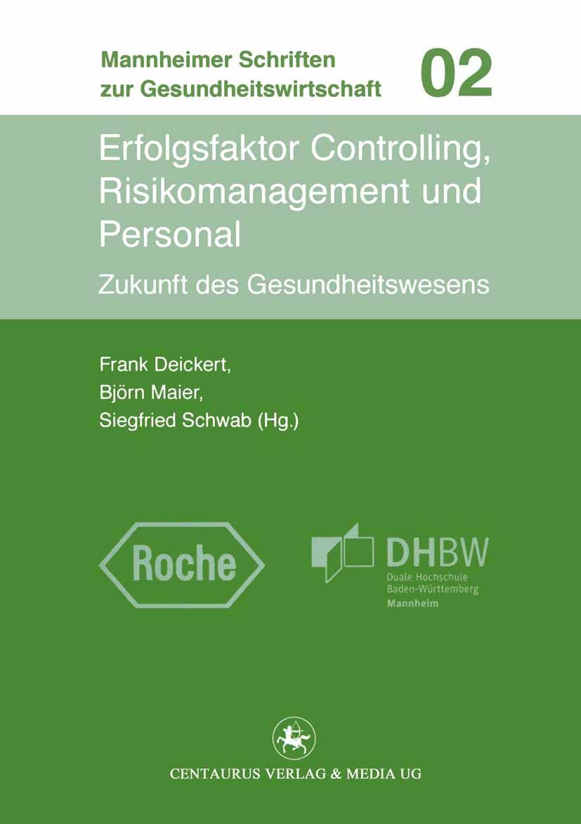Deickert, Frank - Erfolgsfaktor Controlling, ebook