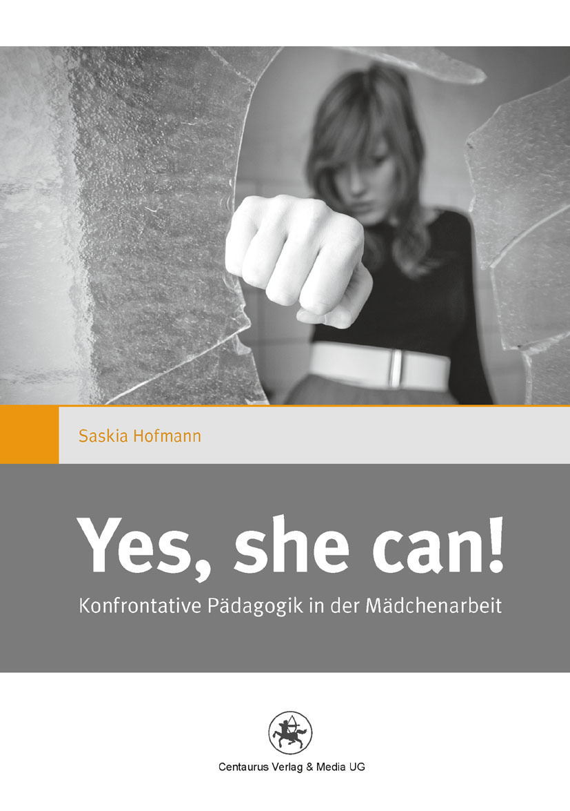 Hofmann, Saskia - Yes, she can!, ebook