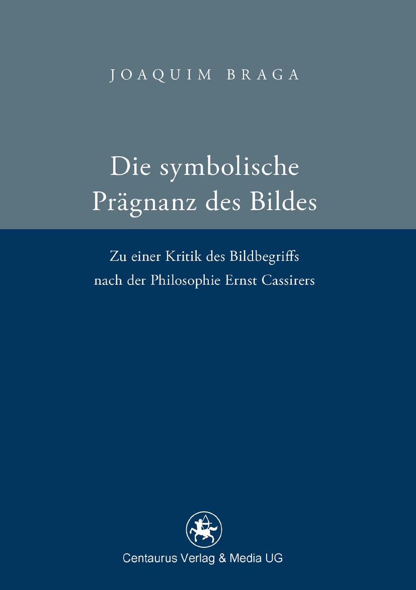 Braga, Joaquim - Die symbolische Prägnanz des Bildes, ebook