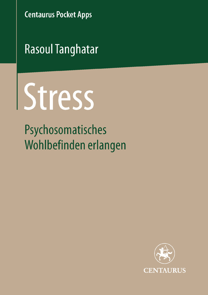 Tanghatar, Rasoul - Stress, ebook