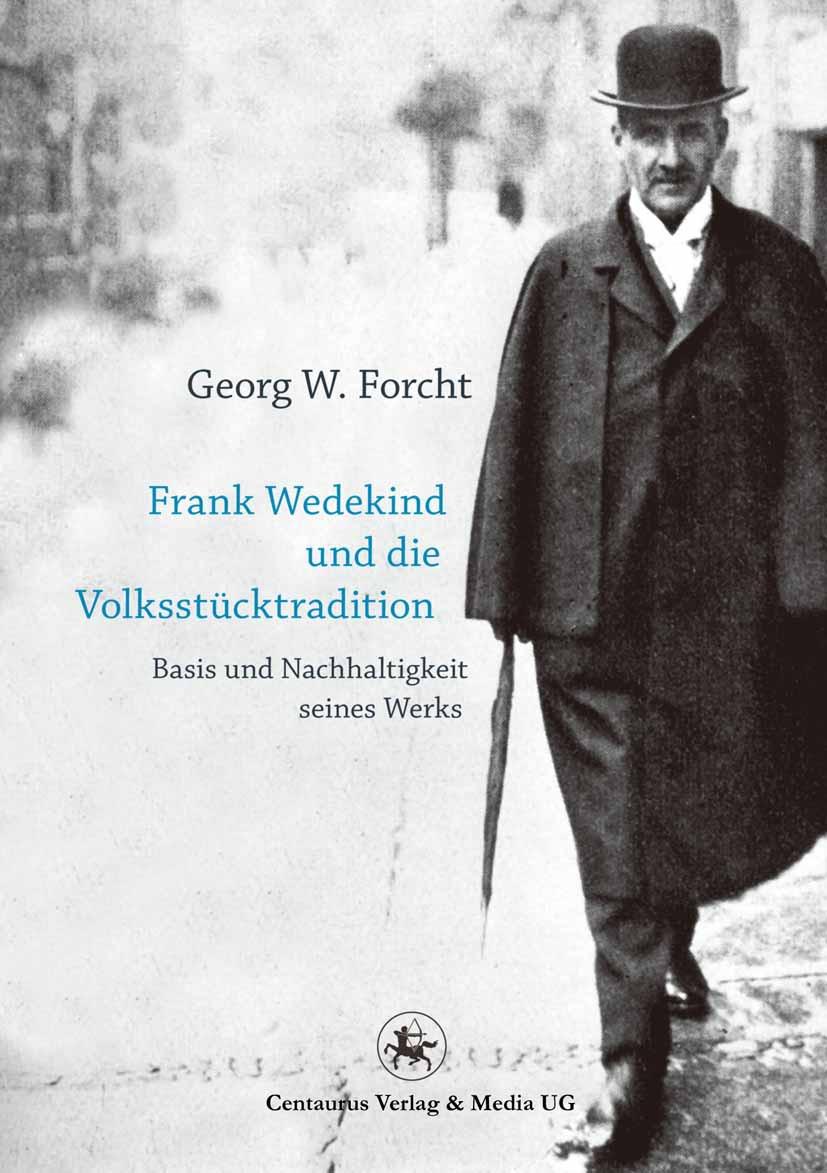 Forcht, Georg W. - Frank Wedekind und die Volksstücktradition, ebook