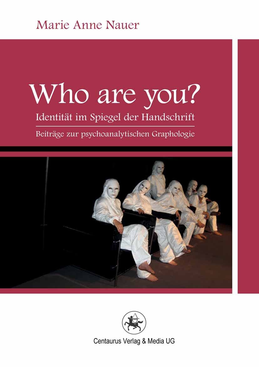 Nauer, Marie Anne - Who are YOU?, ebook