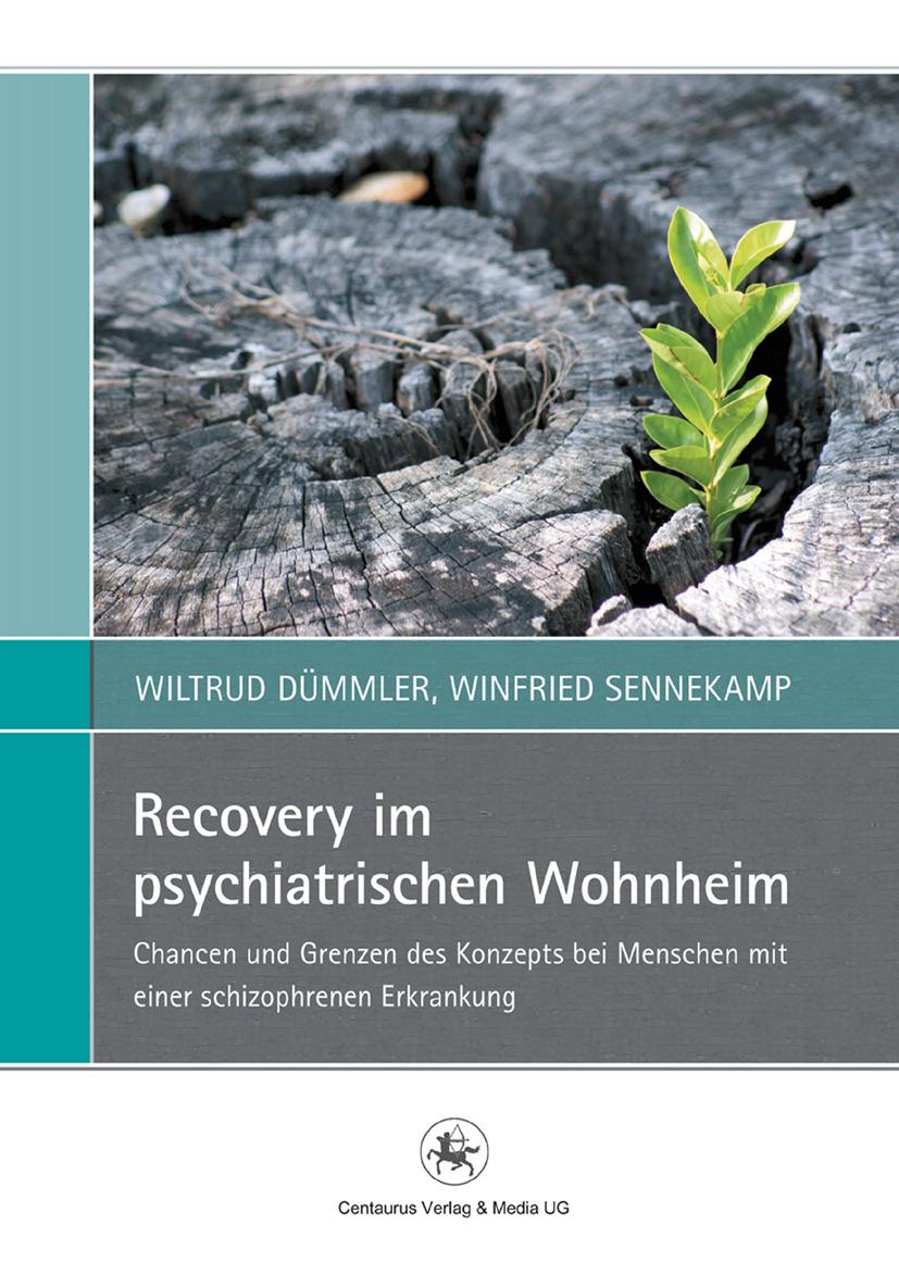 Dümmler, Wiltrud - Recovery im psychiatrischen Wohnheim, ebook