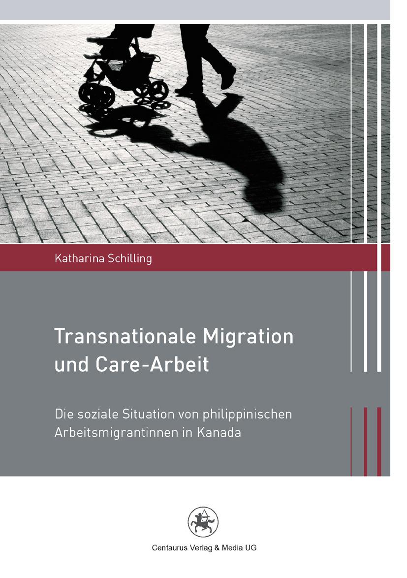 Schilling, Katharina - Transnationale Migration und Care-Arbeit, ebook