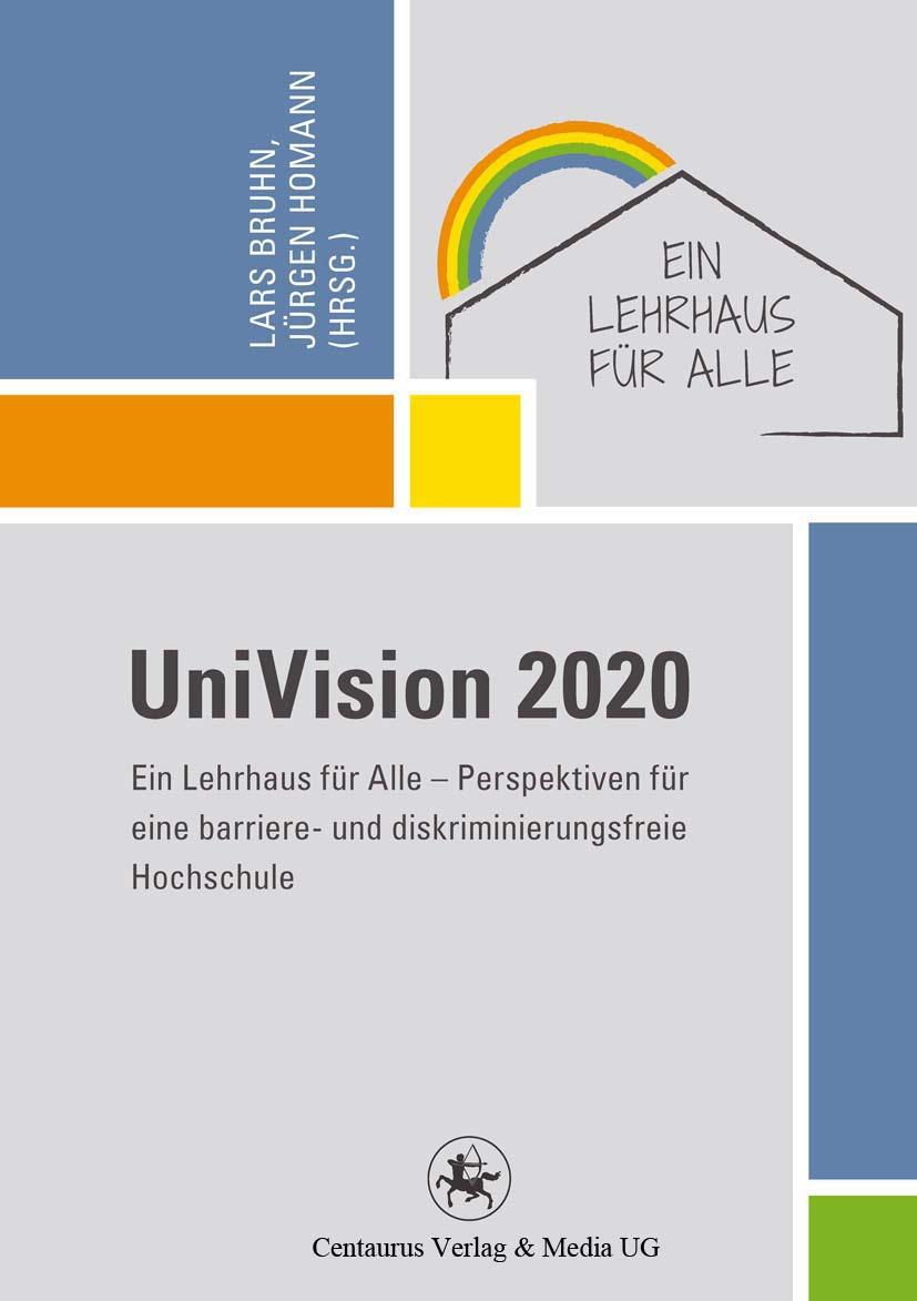 Bruhn, Lars - UniVision 2020, ebook