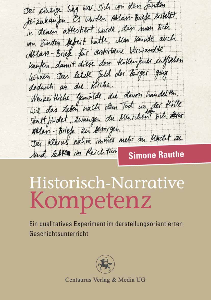 Rauthe, Simone - Historisch-Narrative Kompetenz, ebook