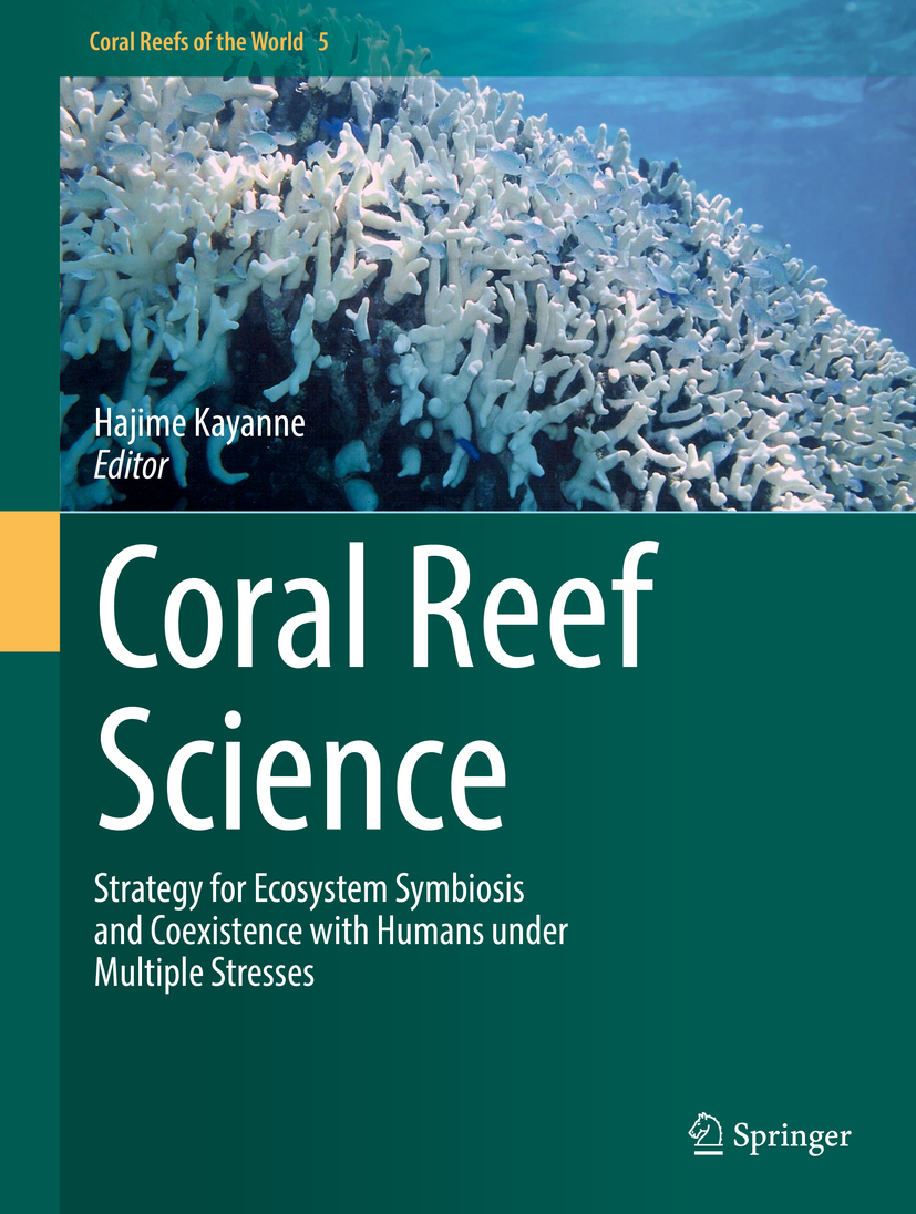 Kayanne, Hajime - Coral Reef Science, ebook