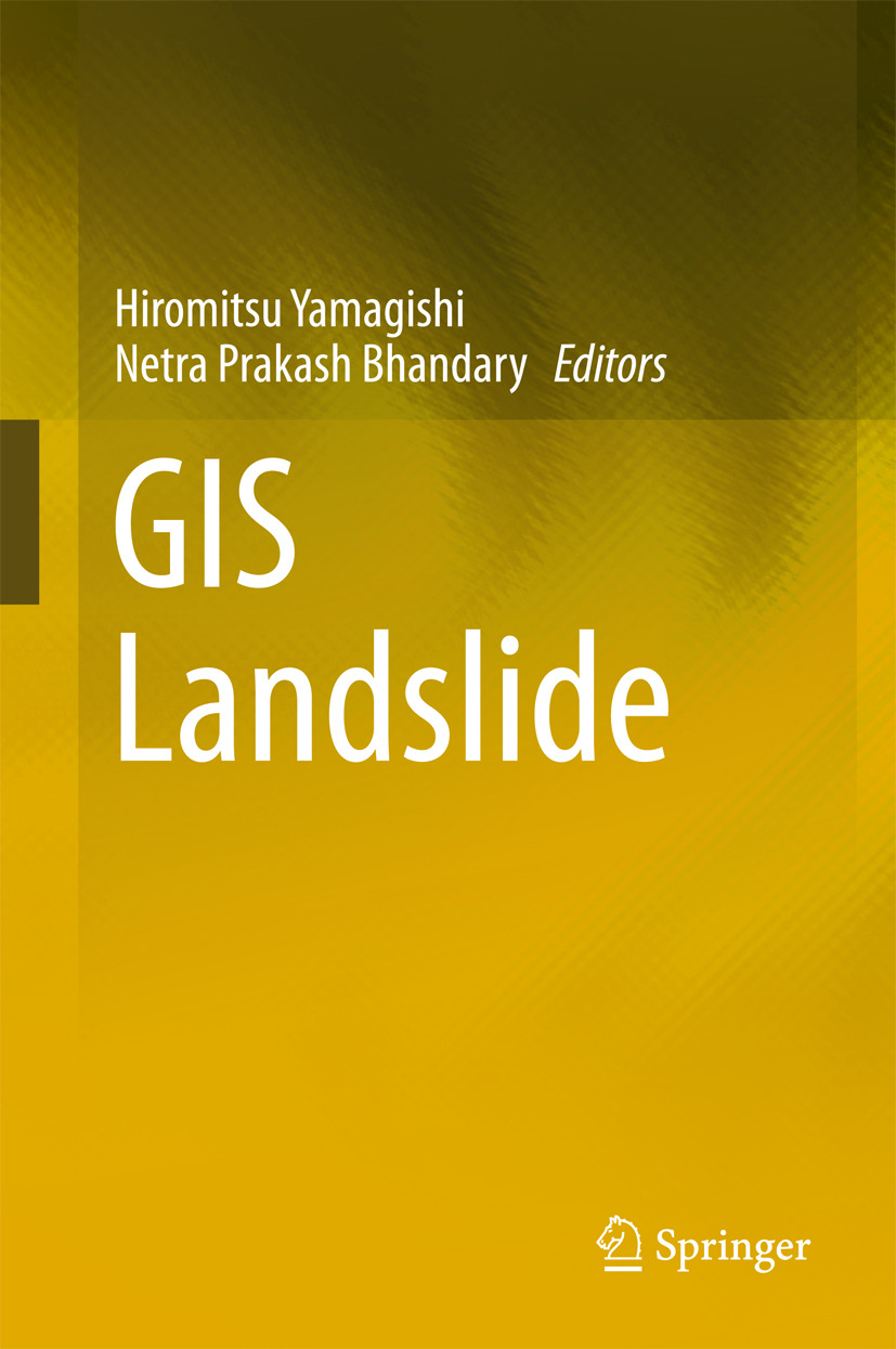 Bhandary, Netra Prakash - GIS Landslide, ebook